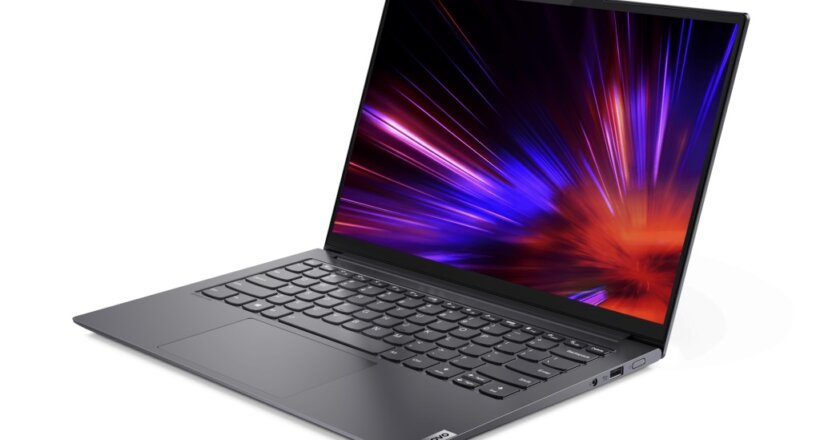 CES 2021 Lenovo Yoga Slim 7i Pro mit OLED Display