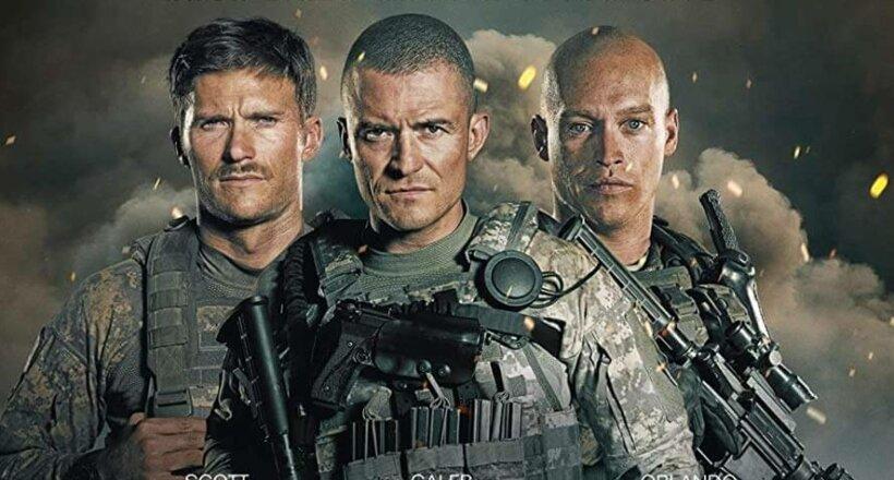 Kriegsdrama The Outpost - Überleben ist alles DVD und Blu-ray