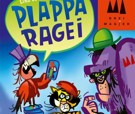 Plapparagei