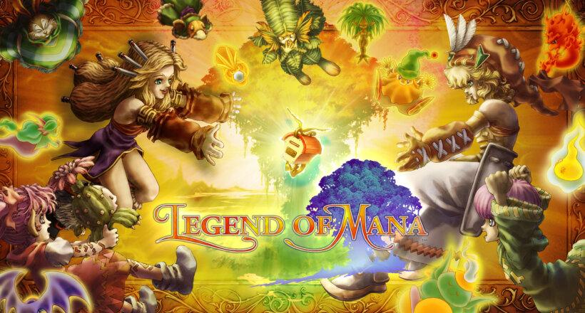 Legend of Mana EU Release