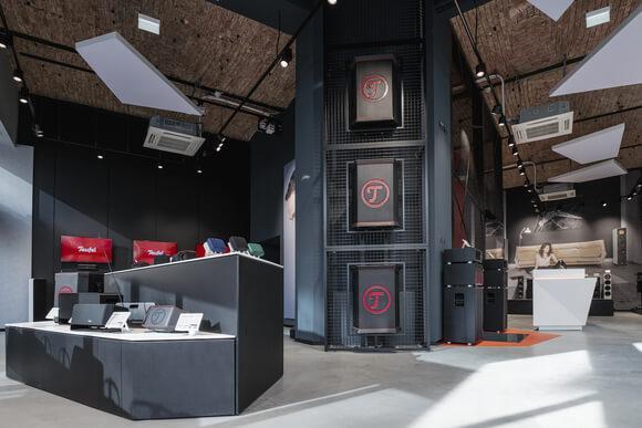 Teufel-Store in Österreich