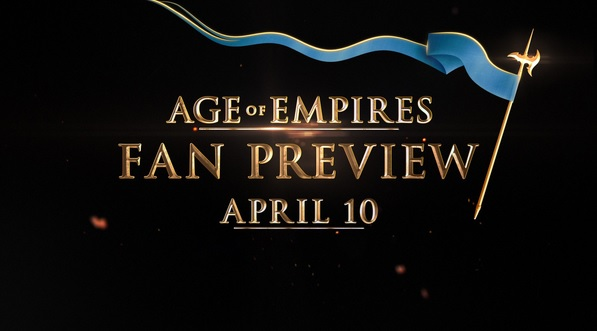 Age of Empires 4 Livestream