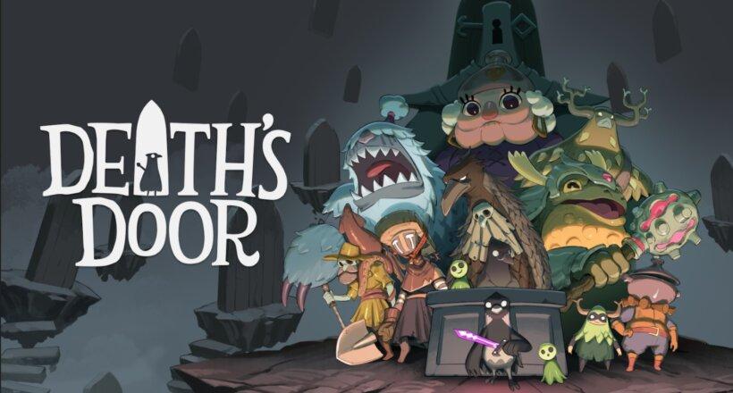 Death's Door Gameplay
