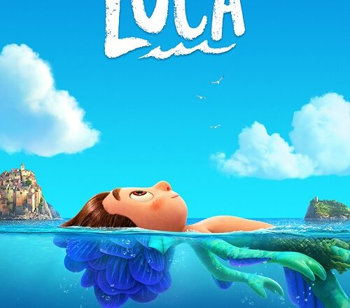 Disney Pixar Luca Trailer