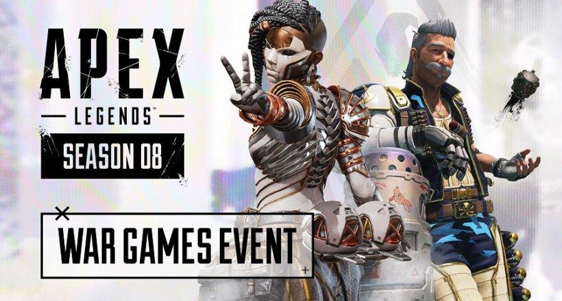 Apex Legends War Games Event