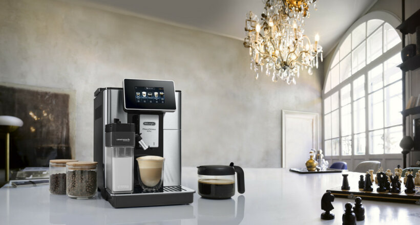 De'Longhi PrimaDonna Soul if product design award 2021