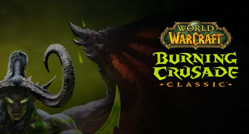 WoW Classic Burning Crusade