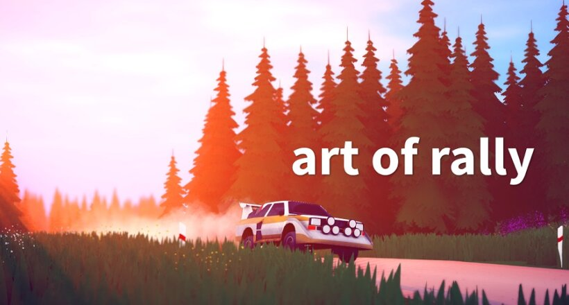 art of rally PS5