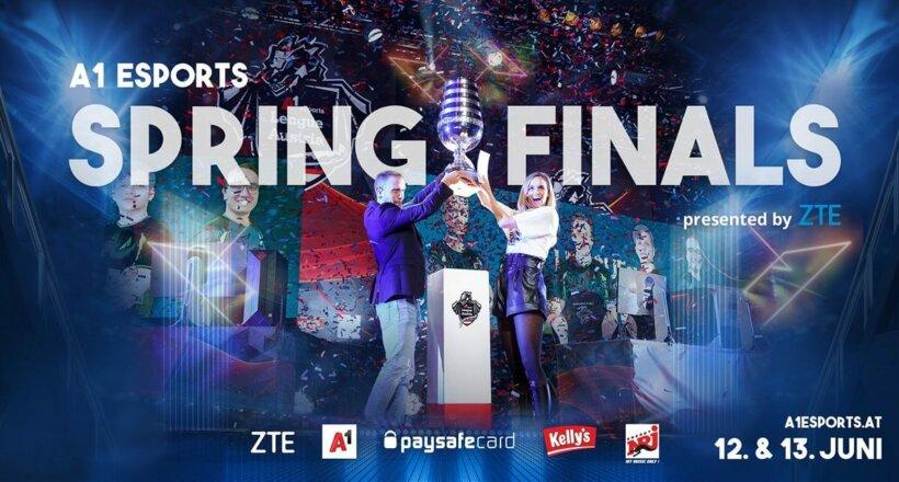 A1 eSports Spring Finals 2021 Gewinner