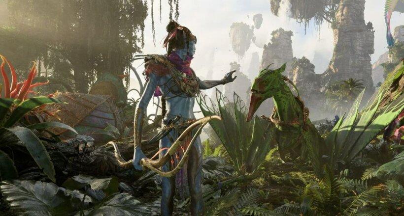 Avatar Frontiers of Pandora Trailer E3 2021