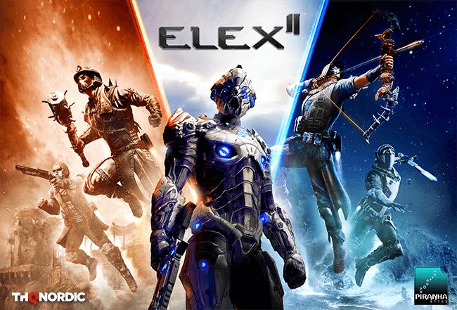 Elex 2 Ankündigung Reveal