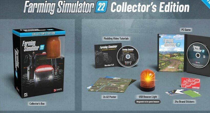 Landwirtschafts-Simulator 22 Collector's Edition