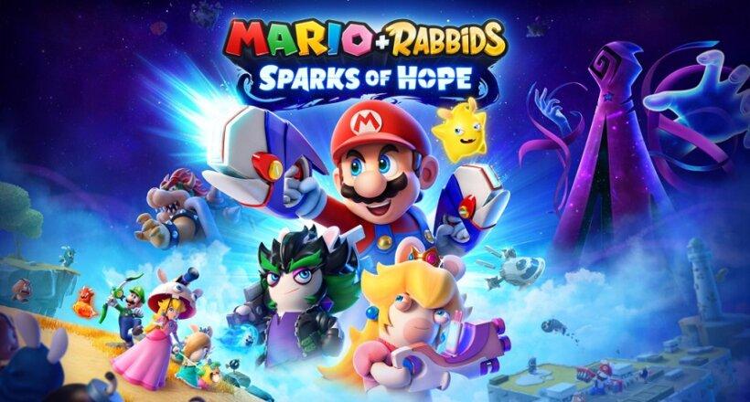 E3 2021 Ubisoft Forward Mario + Rabbids Sparks of Hope