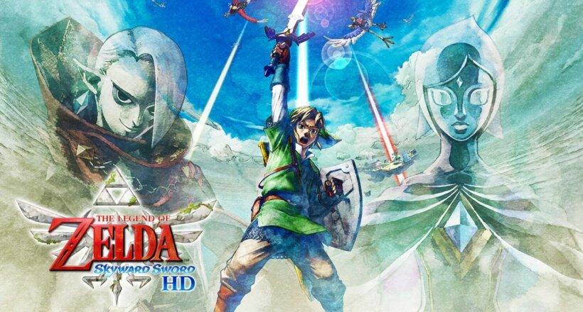 Skyward Sword HD Launch-Trailer