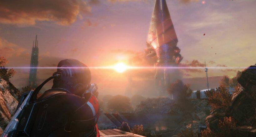 Mass Effect Legendary Edition Test