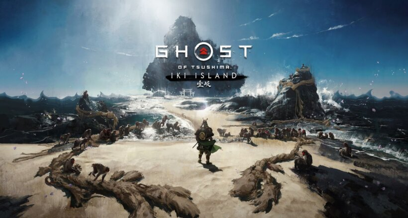 Ghost of Tsushima Director's Cut Insel Iki