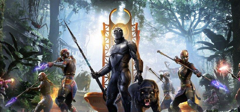 Marvel's Avengers Black Panther Erweiterung