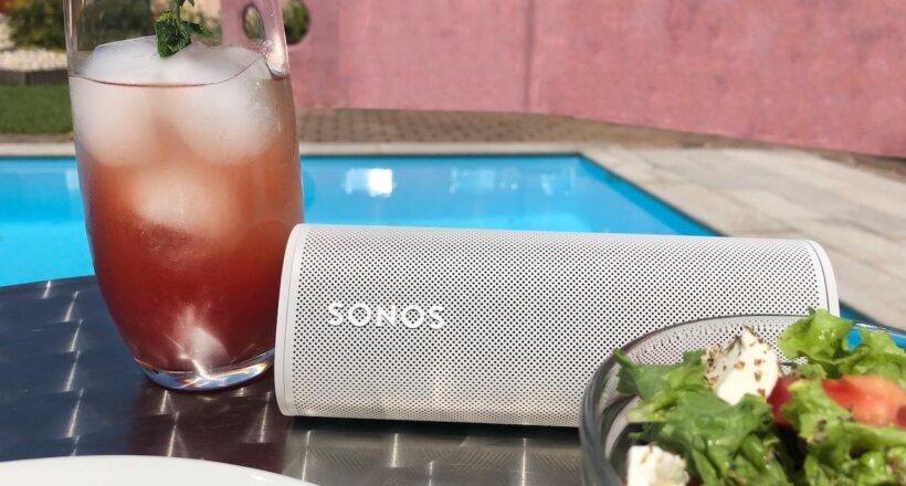 Sonos Roam + Tile Mate