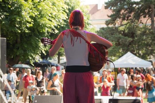 Südwind Straßenfestival 2021 Wien