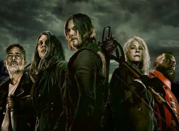 The Walking Dead Staffel 11 Start