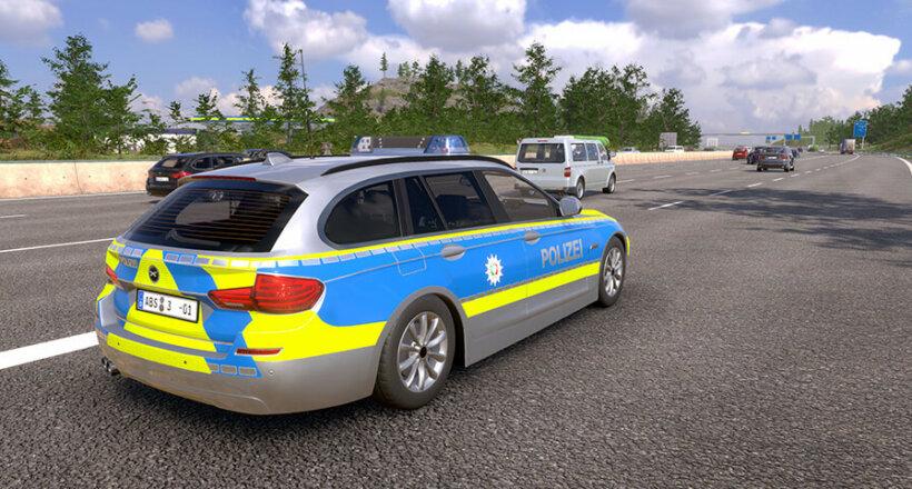 Autobahnpolizeisimulator 3