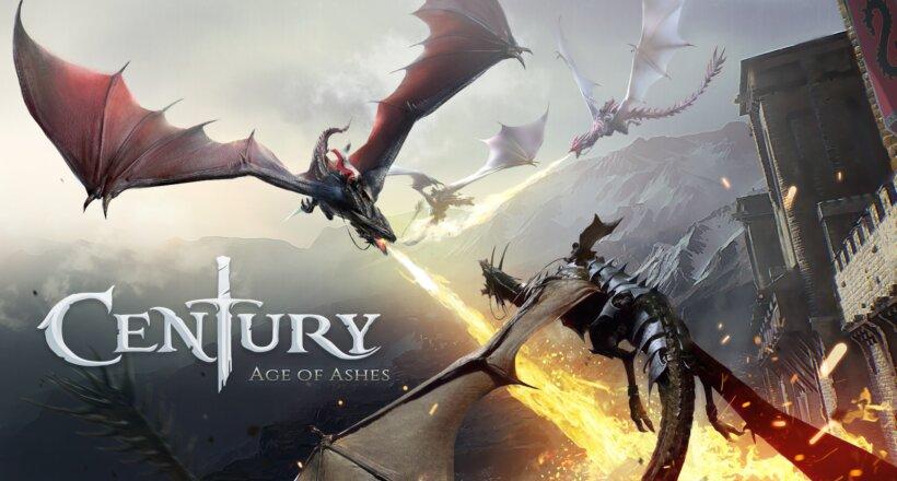 gamescom 2021 Century Age of Ashes Releasedatum