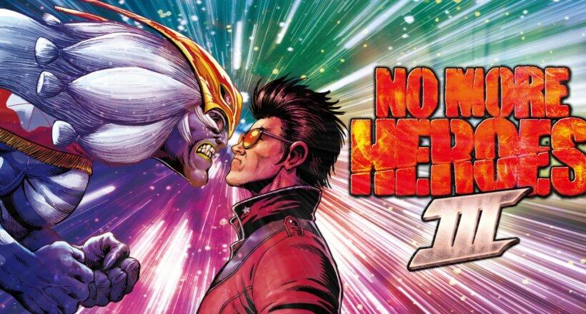 No More Heroes 3 Gewinnspiel Verlosung