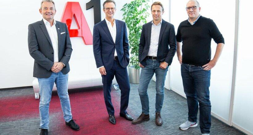 A1now TV und Canal+