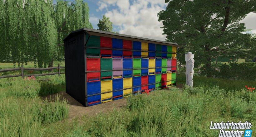 Landwirtschafts-Simulator 22 Bee