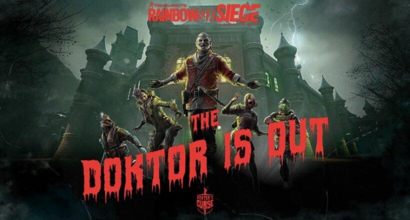 Rainbow Six Siege Doctor's Curse Event