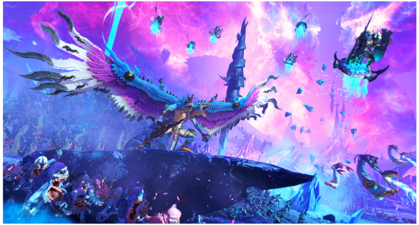 Total War: Warhammer 3 Chaosgott